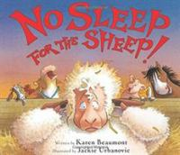 Cover image for No sleep for the sheep!