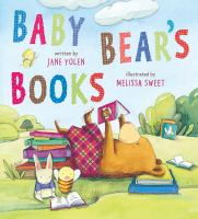 Cover image for Baby Bear's books