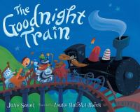 Cover image for The Goodnight Train