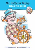 Cover image for Mr. Putter & Tabby clear the decks