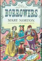 Cover image for The Borrowers