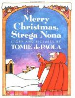 Cover image for Merry Christmas, Strega Nona