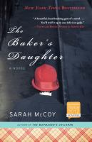 Cover image for The baker's daughter : a novel