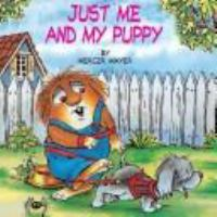 Cover image for Just me and my puppy