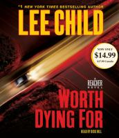 Cover image for Worth dying for