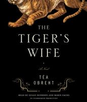 Cover image for The tiger's wife