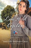 Cover image for Love held captive