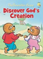 Cover image for The Berenstain Bears discover God's creation