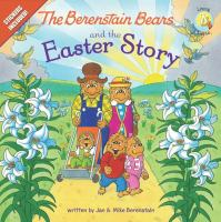 Cover image for The Berenstain Bears and the Easter story