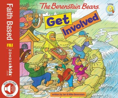 Cover image for The Berenstain Bears get involved
