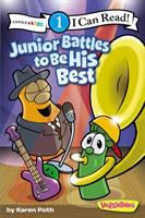 Cover image for Junior battles to be his best