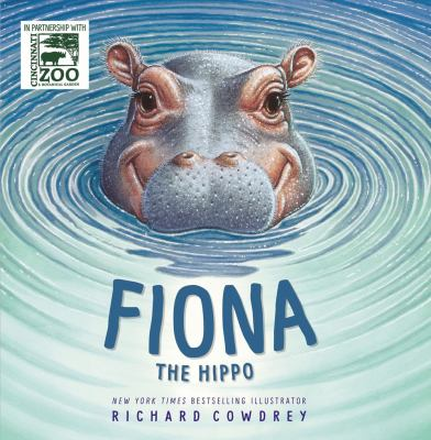 Cover image for Fiona the hippo