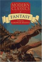 Cover image for Modern classics of fantasy