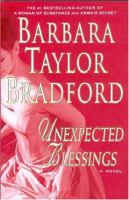 Cover image for Unexpected blessings