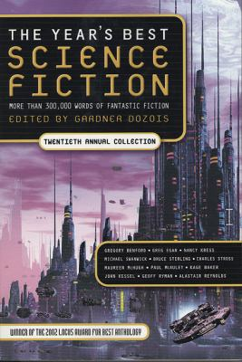 Cover image for The year's best science fiction