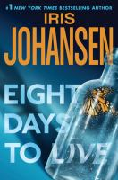 Cover image for Eight days to live