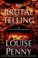 Cover image for The brutal telling