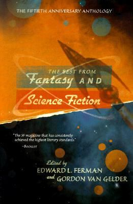Cover image for The best from fantasy & science fiction