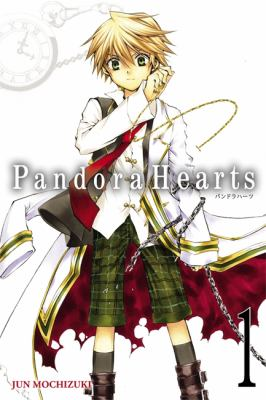 Cover image for Pandora hearts