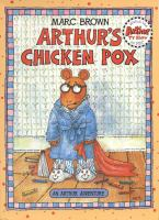 Cover image for Arthur's chicken pox