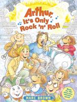 Cover image for Arthur, it's only rock 'n' roll