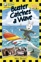 Cover image for Buster catches a wave
