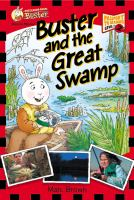 Cover image for Buster and the great swamp