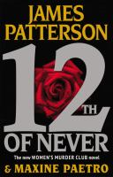 Cover image for 12th of never