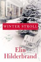 Cover image for Winter stroll : a novel