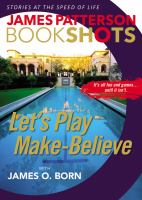 Cover image for Let's play make-believe