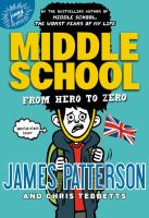 Cover image for Middle school. From hero to zero