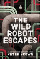 Cover image for The wild robot escapes