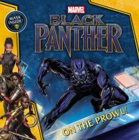 Cover image for Black Panther. On the prowl!