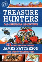 Cover image for Treasure hunters. All-American adventure