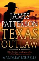 Cover image for Texas outlaw