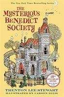 Cover image for The mysterious Benedict Society