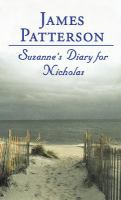 Cover image for Suzanne's diary for Nicholas : a novel