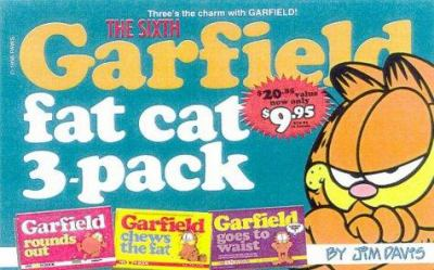 Cover image for Garfield fat cat 3-pack