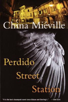 Cover image for Perdido Street Station