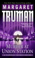 Cover image for Murder at Union Station