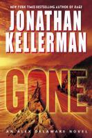 Cover image for Gone : an Alex Delaware novel