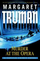 Cover image for Murder at the opera : a capital crimes novel