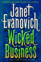 Cover image for Wicked business : a Lizzy and Diesel novel