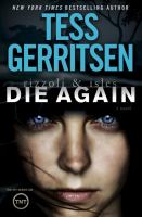 Cover image for Die again : a novel