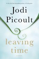 Cover image for Leaving time : a novel