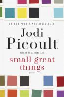 Cover image for Small great things : a novel