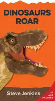 Cover image for Dinosaurs roar