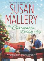 Cover image for The Christmas wedding ring
