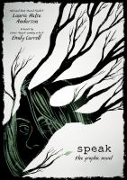 Cover image for Speak : the graphic novel