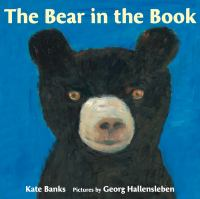 Cover image for The bear in the book